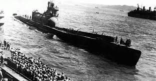 I-400 submarine aircraft carrier