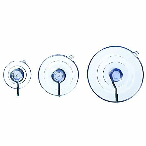 Adams Manufacturing Suction Cup Combo Pack - 10 Suction Cups