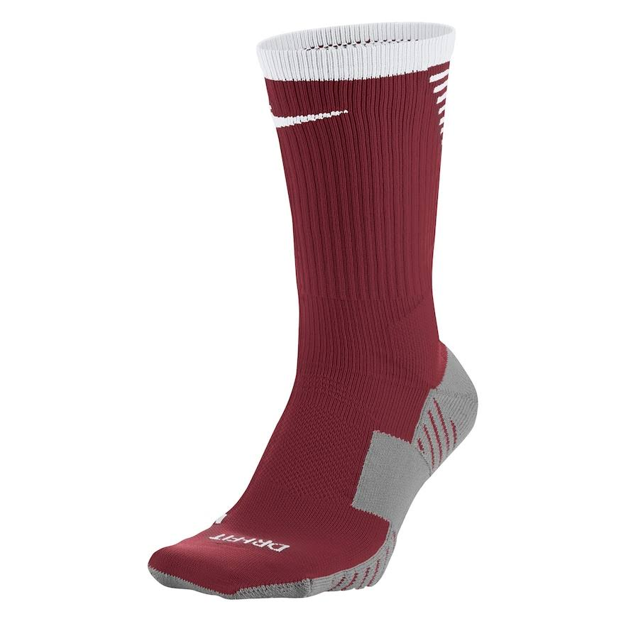 Men's Nike Squad Football Crew Socks, Brt Pink