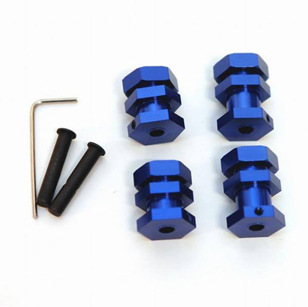 ST Racing Concepts ST3654-17B Aluminum Hex Conversion Kit - 17mm