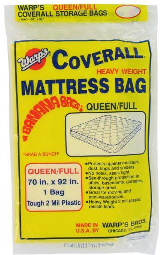 Warp Brothers Mattress Bag - Queen