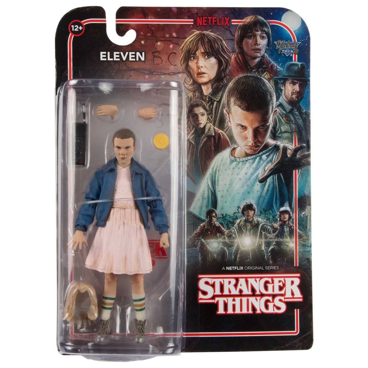 Stranger Things Eleven Action Figure - 7""