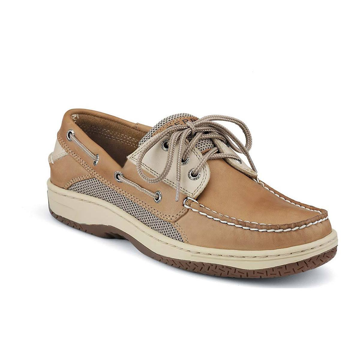 Sperry Men's Billfish 3-Eye Boat Shoe - Tan/Beige