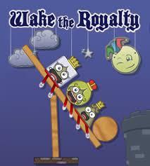 遊ぶ皇族を覚ますゲーム