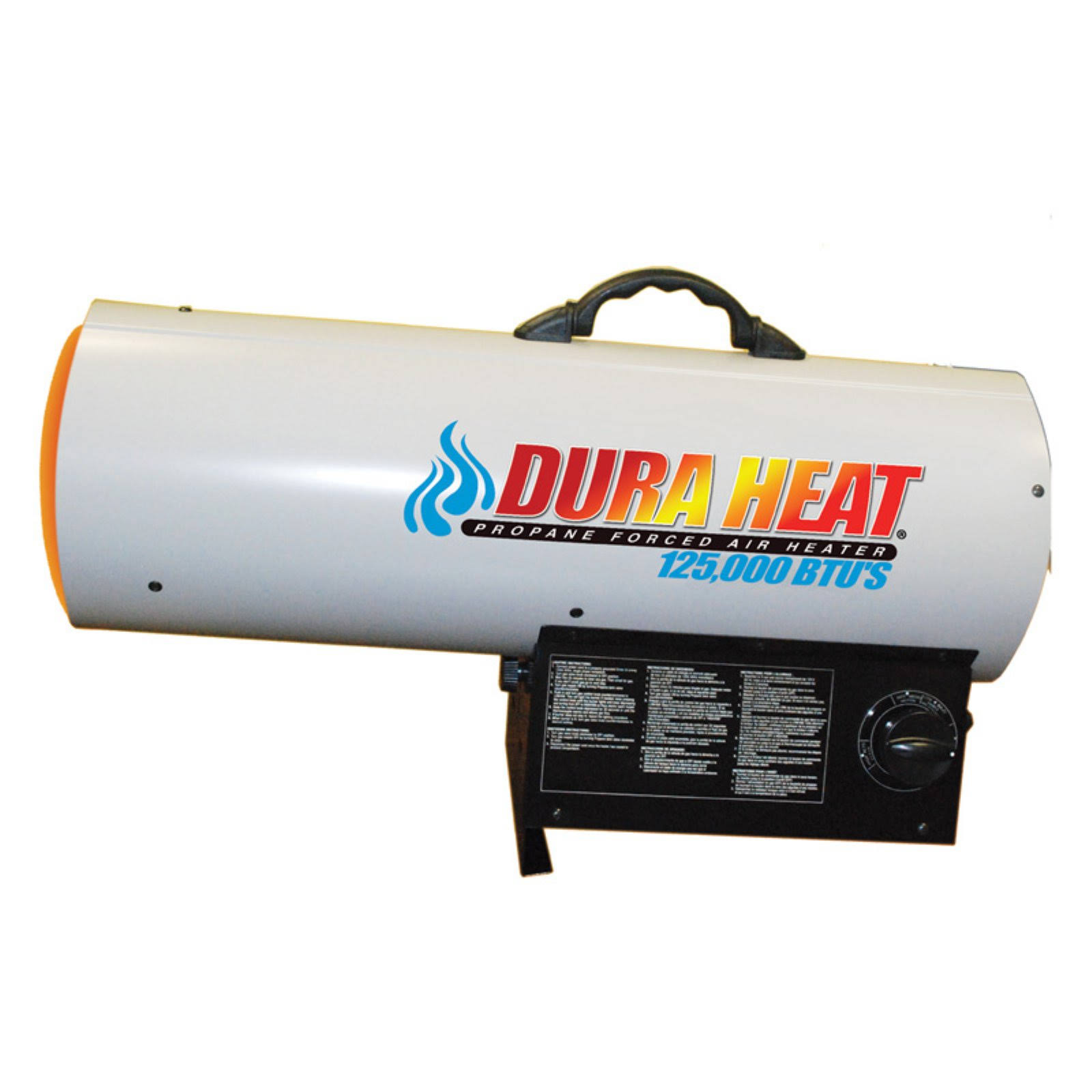 Dura Heat Propane Forced Air Heater - White