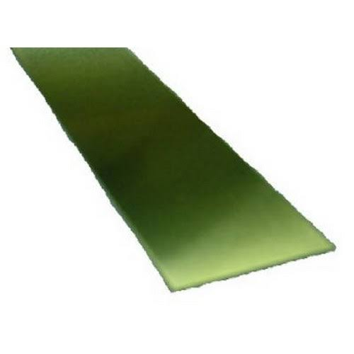 K&S Brass Strip - 0.016 inch x 2 inch