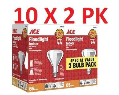 Ace Reflector Floodlight Bulb - 65W