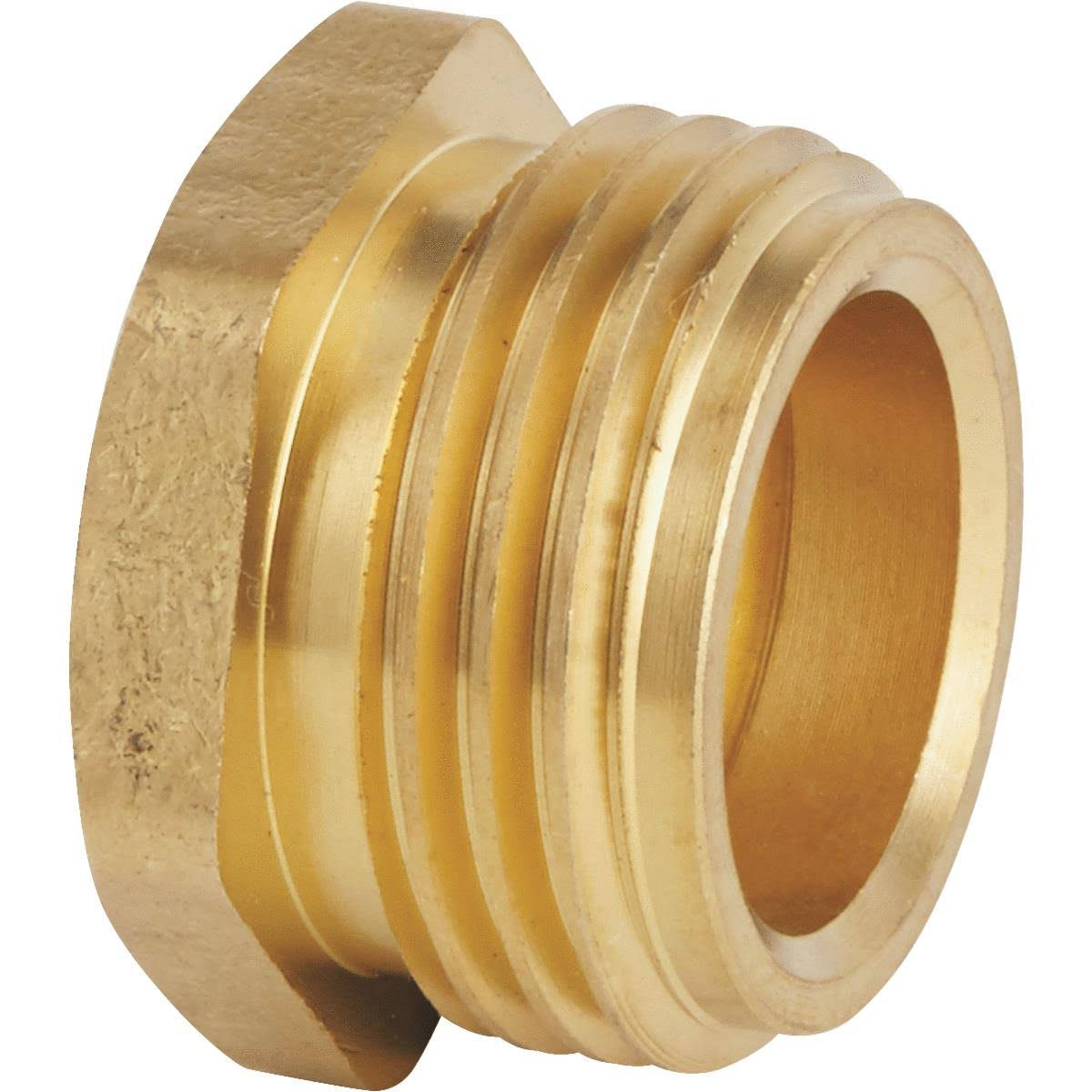 Fiskars Watering Connector - Brass
