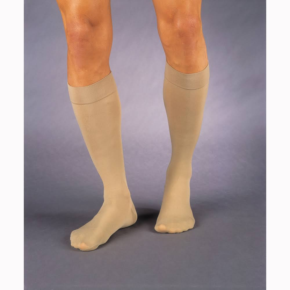 Jobst Relief Knee High Socks - Beige, Medium