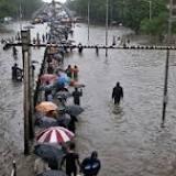 ムンバイ, インド, 水害