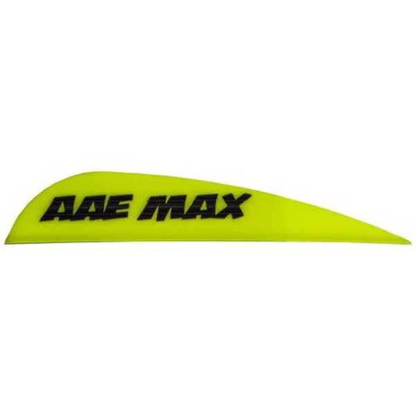 Aae Max Stealth Vanes 40 Pack Yellow