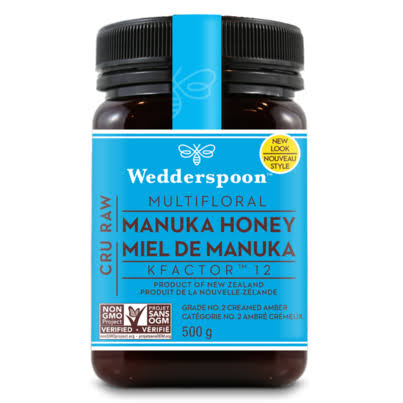 Wedderspoon Organic Manuka Honey - 17.6oz