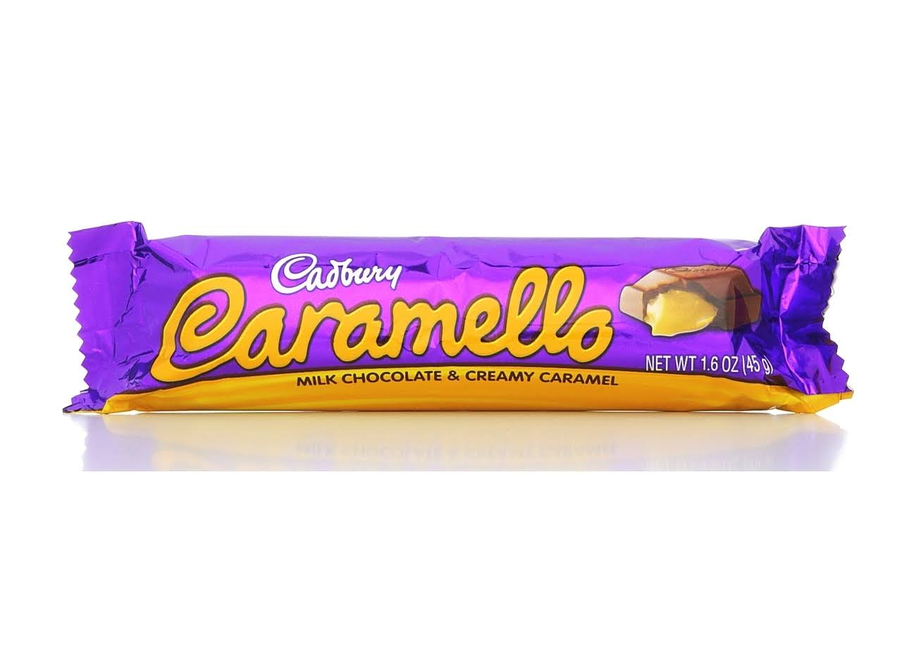 Caramello Candy Bar, Milk Chocolate & Creamy Caramel - 1.6 oz