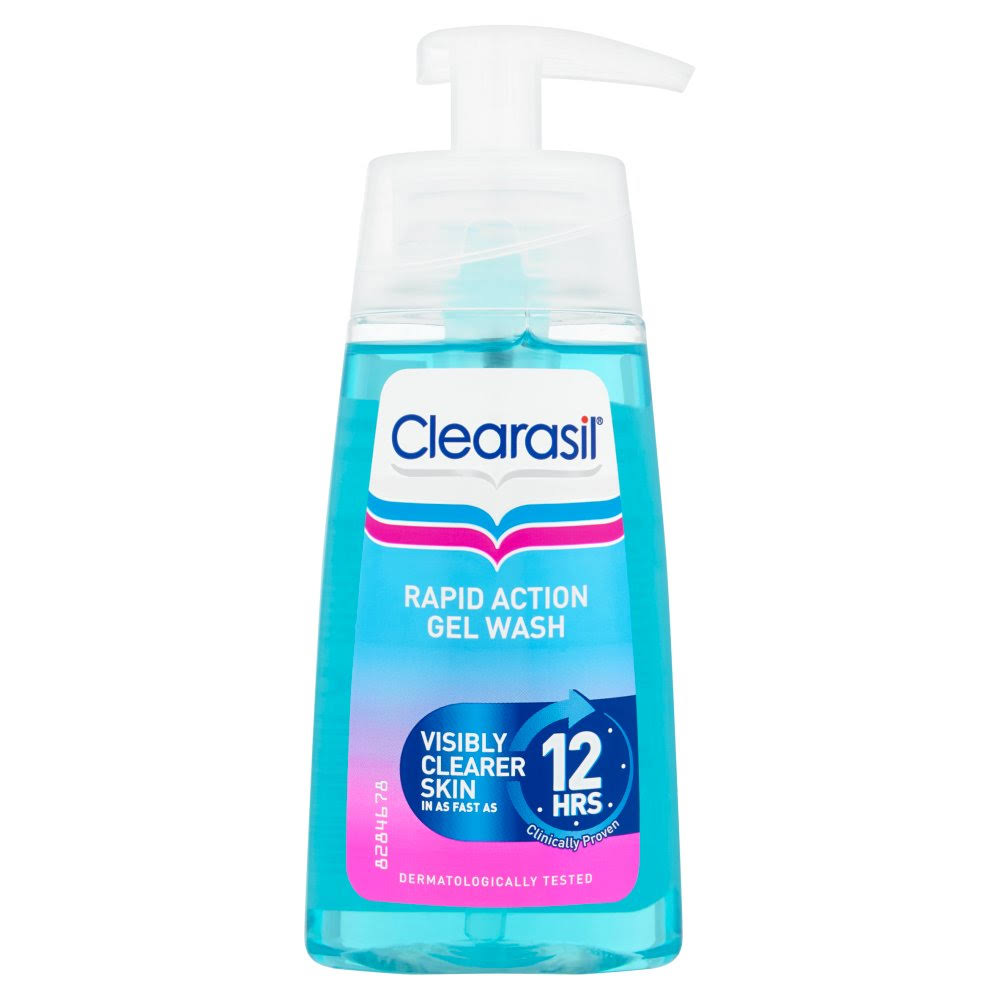 Clearasil Ultra Rapid Action Gel Wash - 150 ml