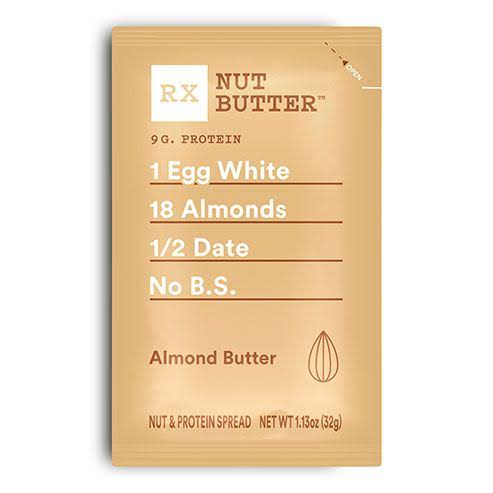 RXBAR: Nut Butter Almond, 1.13 oz
