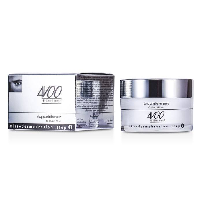 4V00 - Distinct Man Deep Exfoliation Scrub - 50ml/1.7oz