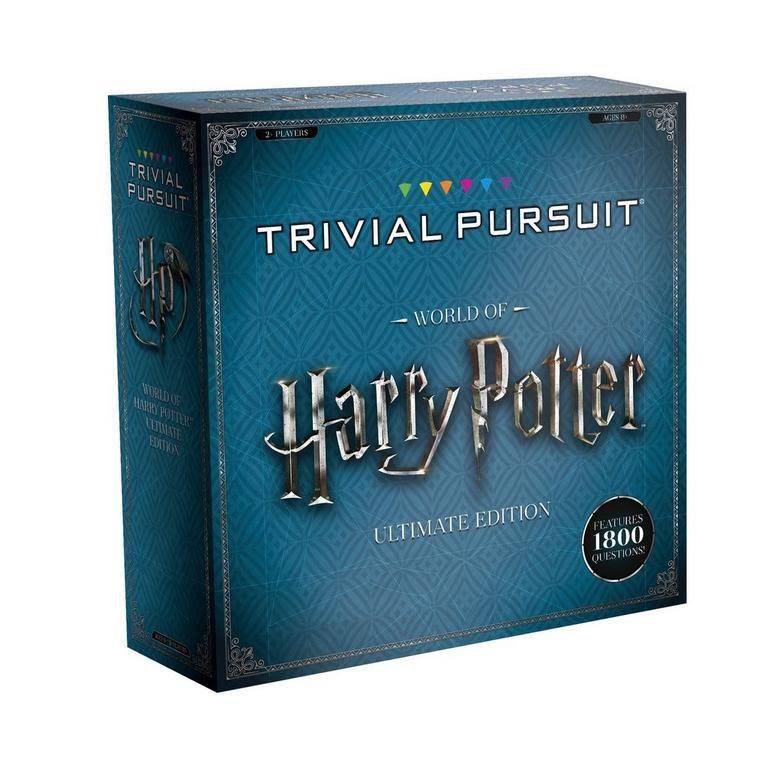 Trivial Pursuit World of Harry Potter Ultimate Edition Board Game