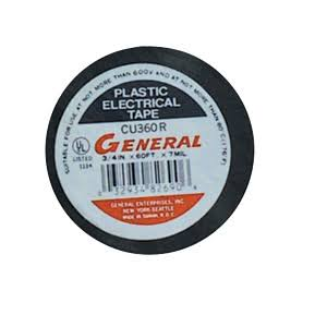 "Howard Berger Electrical Tape 3/4"" x 60' Roll 152341"