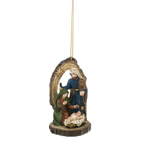 Midwest-CBK Holy Family Ornament