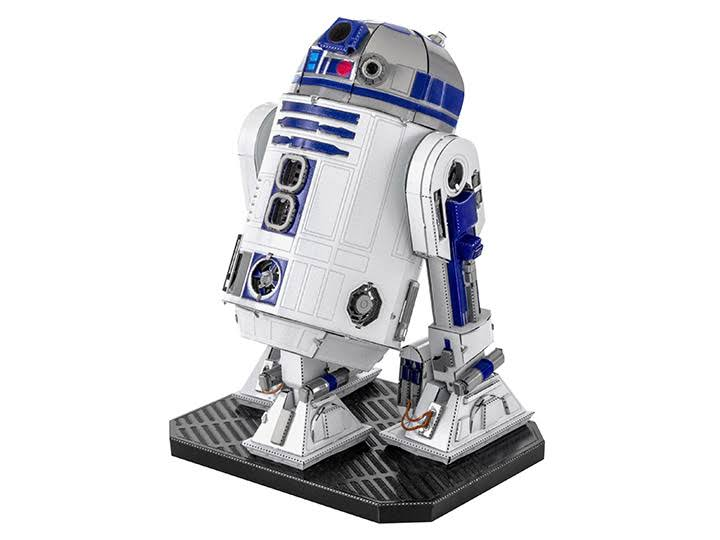 Star Wars Metal Earth ICONX R2-D2 Model Kit