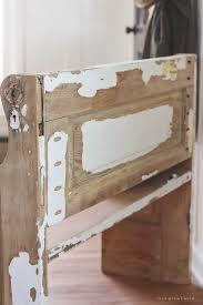 old door new bench love grows wild