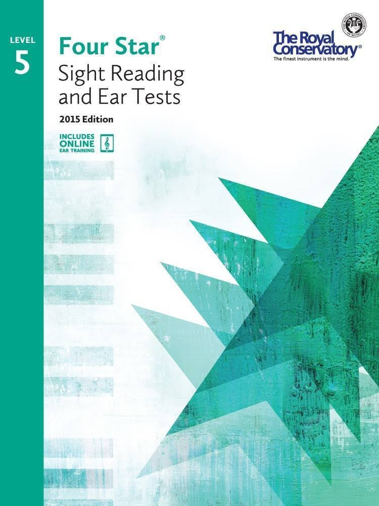 Four Star Sight Reading and Ear Tests, Level 4 - Frederick Harris