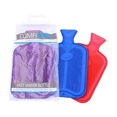 Comfisure Double Ribbed Hot Water Bottle