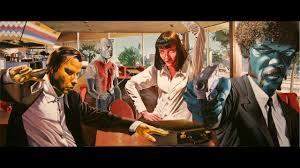 Pulp Fiction Pumpkin And Honey Bunny Misirlou by Sinopsis Imdb Top 10 Film Analizi Pulp Fiction 1994 Imdb 7