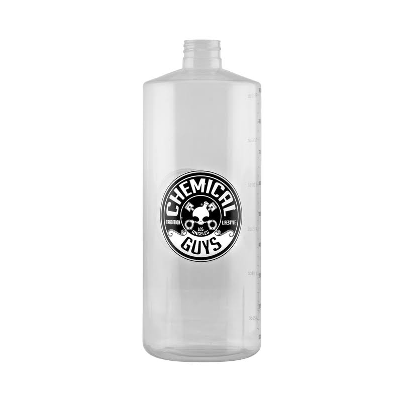 Chemical Guys Heavy Duty HD Torq Foam Cannon Replacement Bottle - 32oz