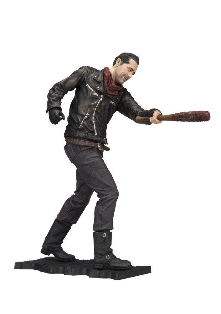 Mcfarlane Toys Walking Dead Amc Tv Negan Deluxe Action Figure - 1:24 Scale