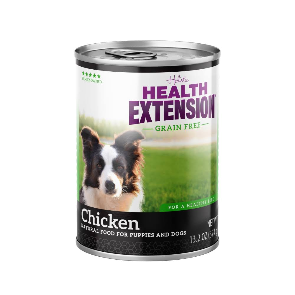 Holistic Health Extension Dog Food - Chicken, 156g