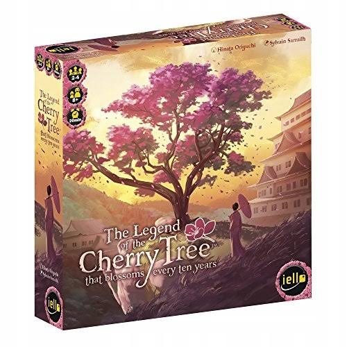 The Legend of the Cherry Tree Strategy Game