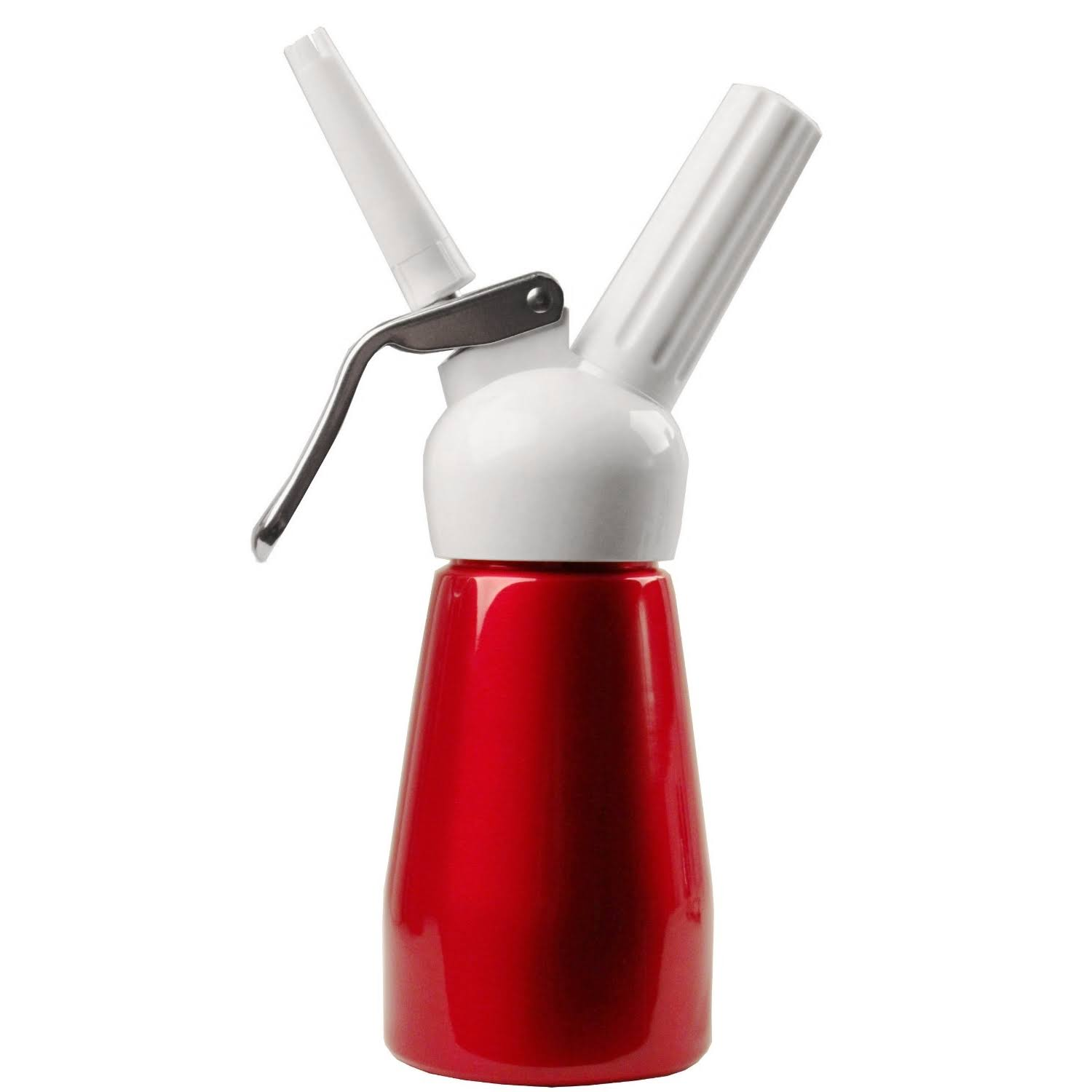 BestWhip Red Cream Whipper, 0.25 Liter