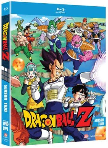Dragon Ball Z: Season 2 - DVD
