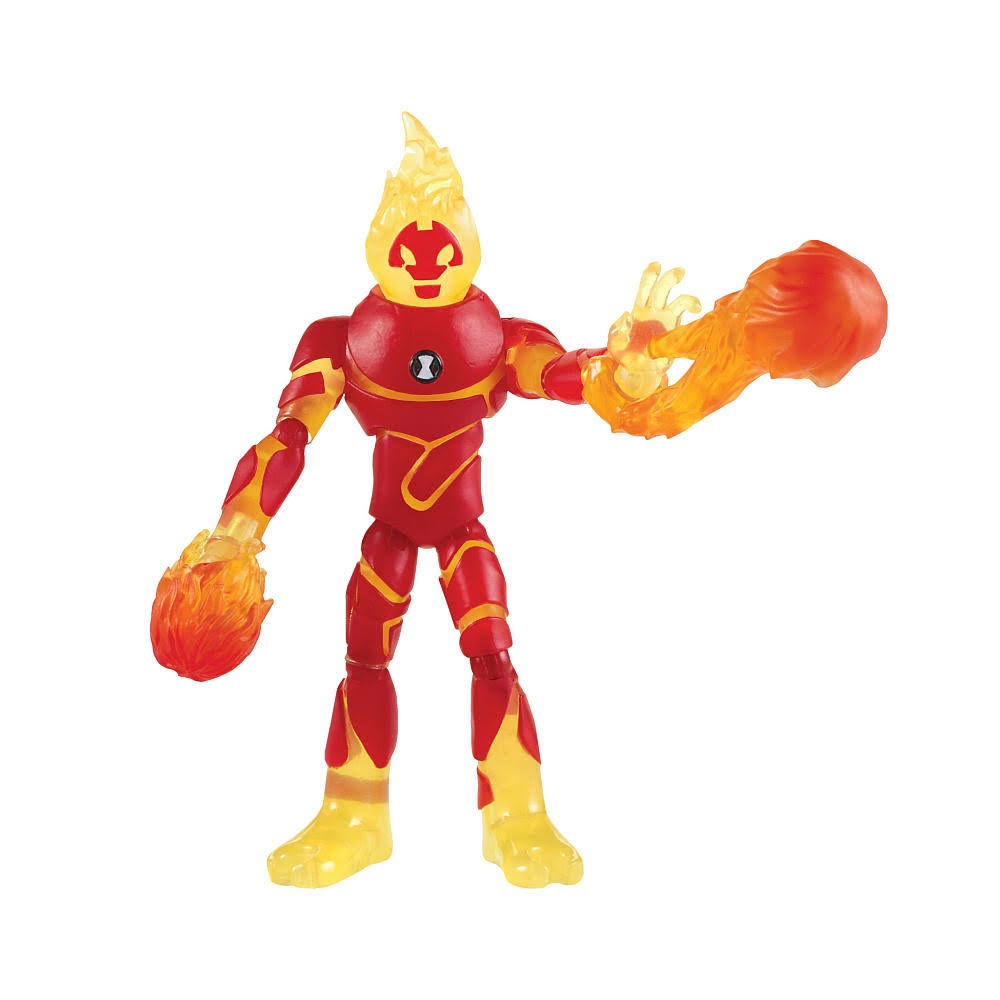 Ben 10 Heatblast Basic Action Figure