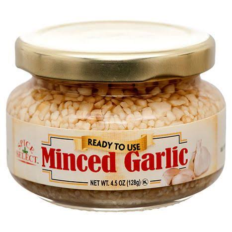 Spice Select Minced Garlic - 4.5 oz
