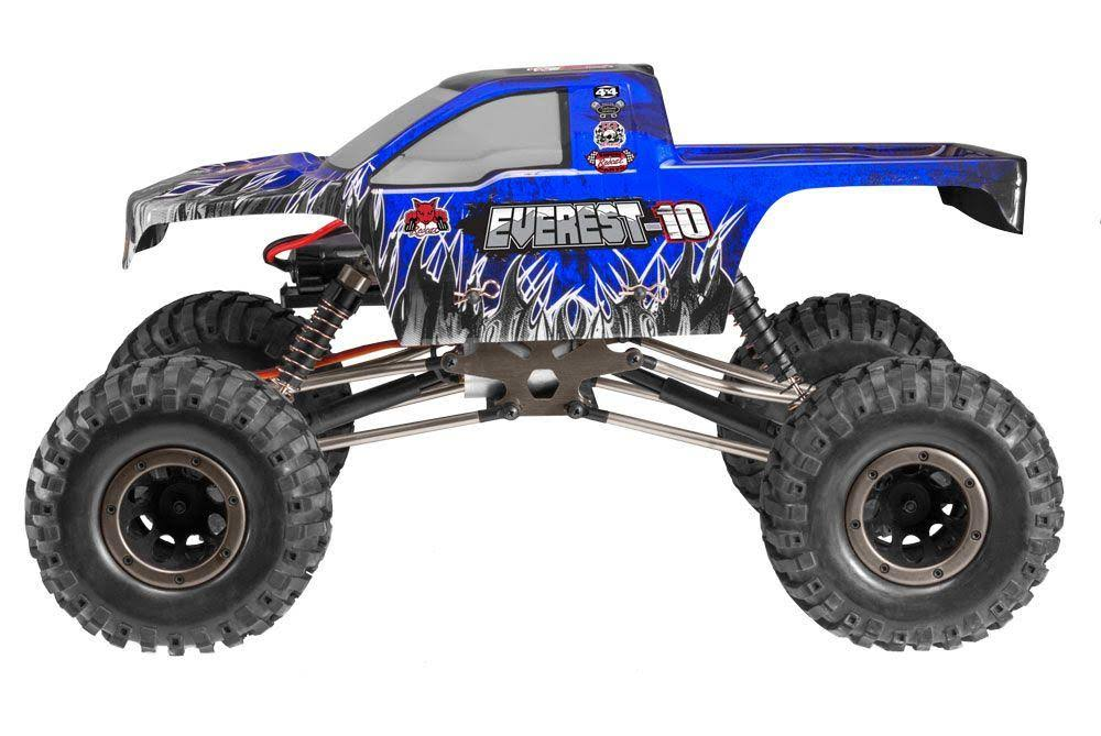 Redcat Racing Everest-10 1/10 Scale Rock Crawler Blue