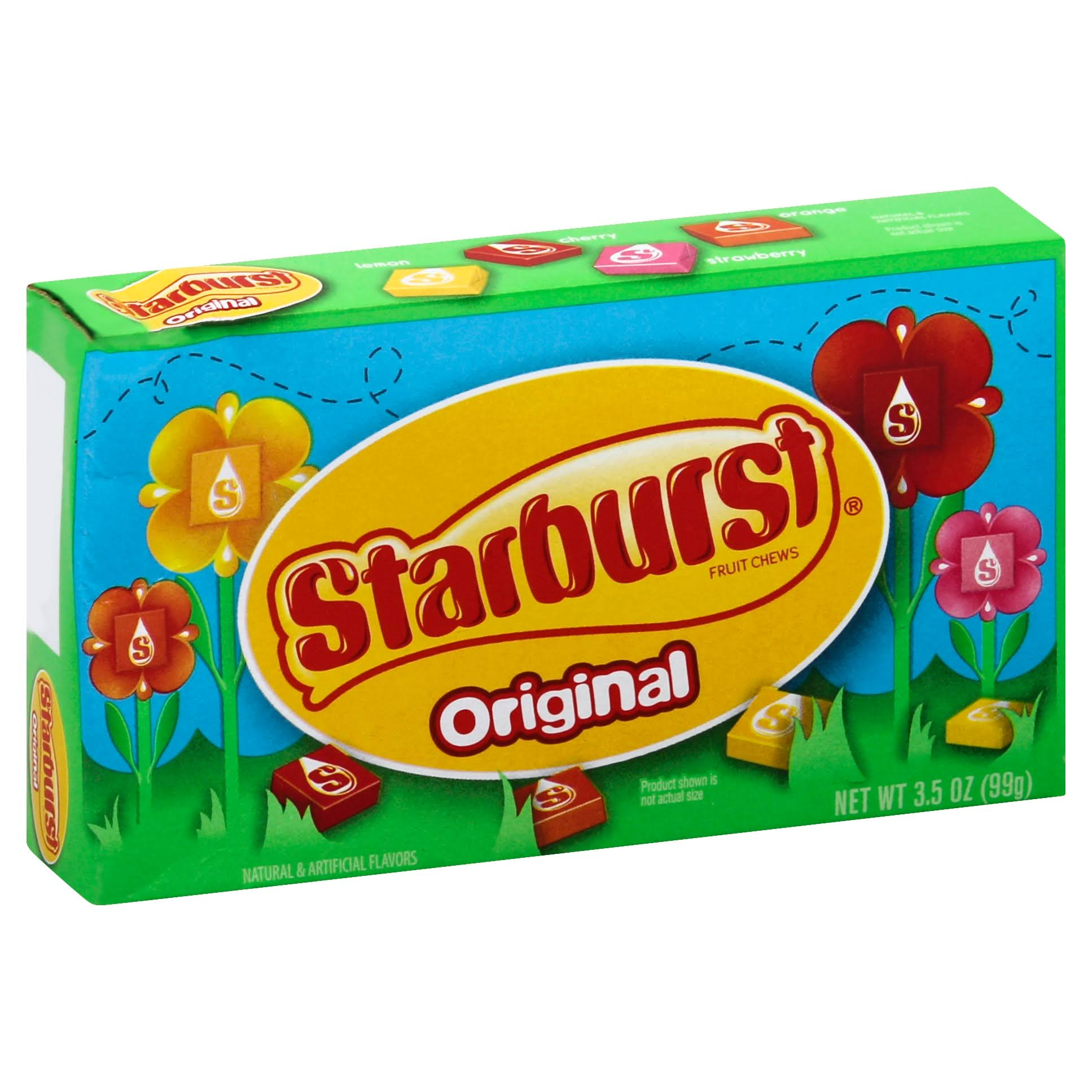 Starburst Original Candy - 3.5oz