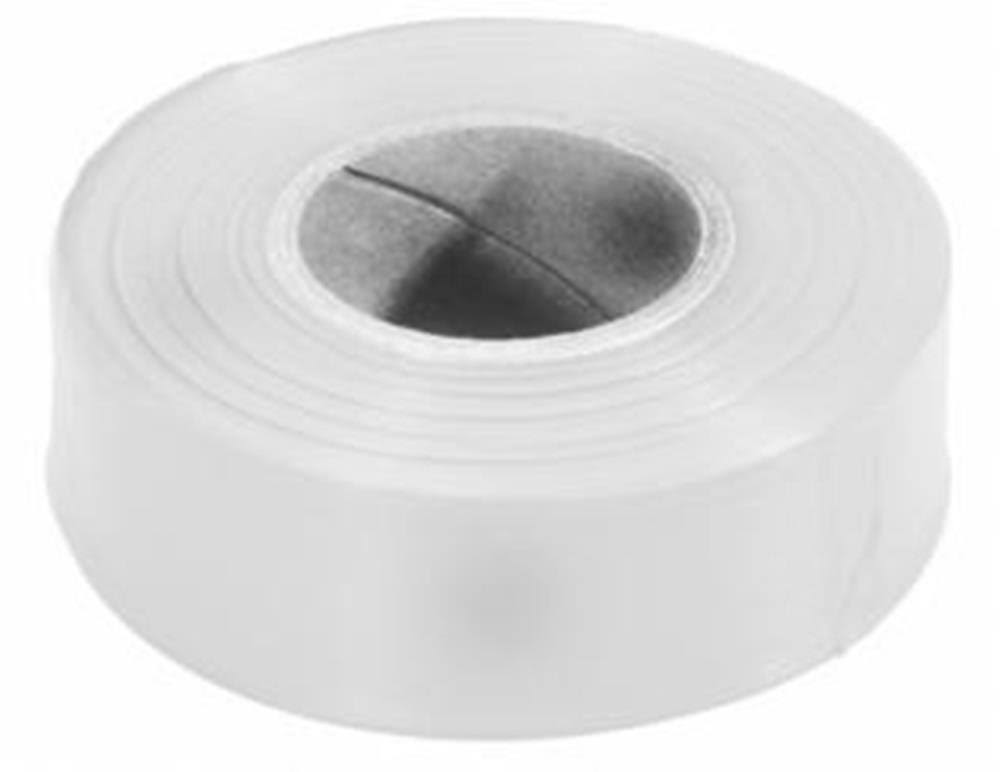 IRWIN Tools STRAIT-LINE Flagging Tape - White, 300'