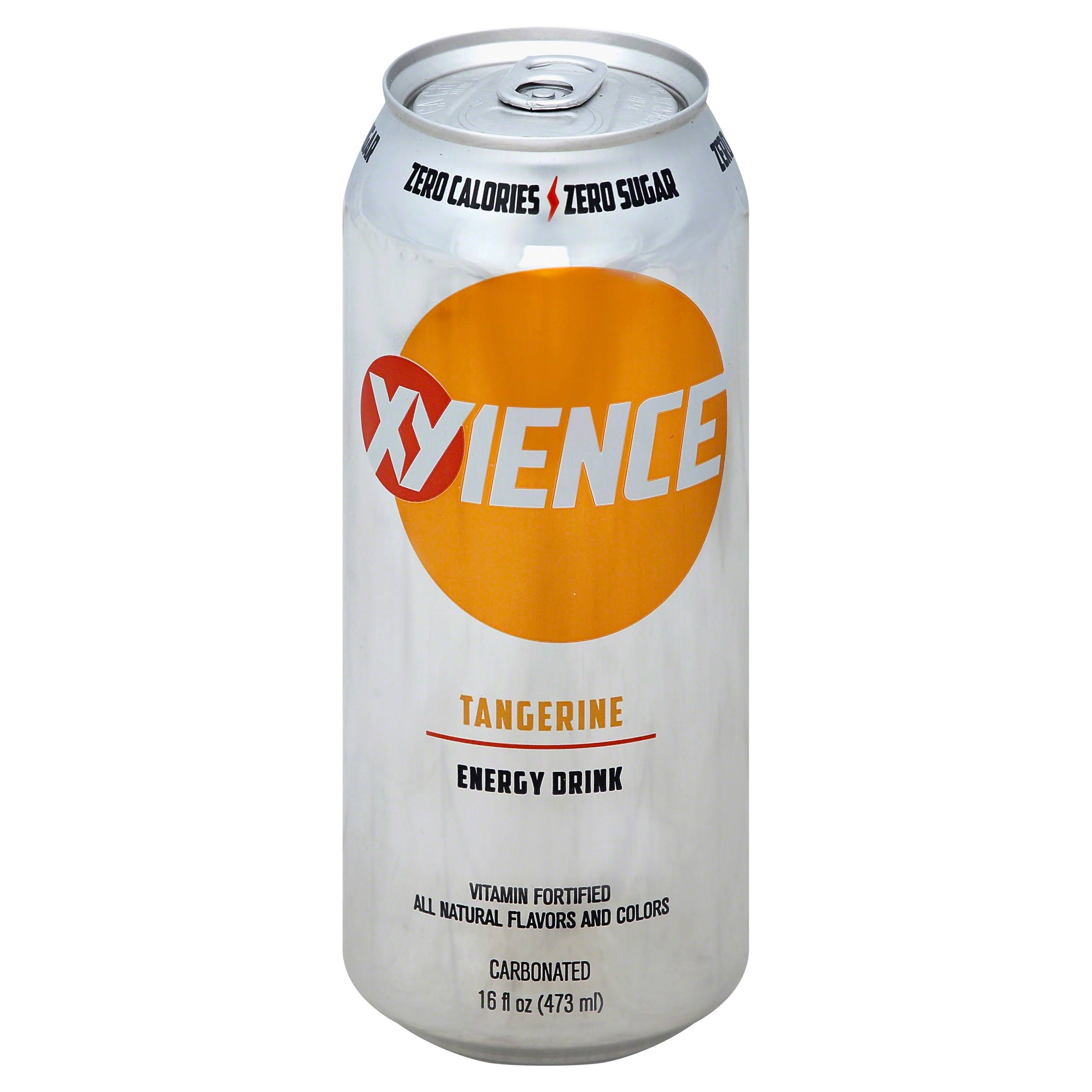 Xyience Energy Drink - 16oz, Tangerine