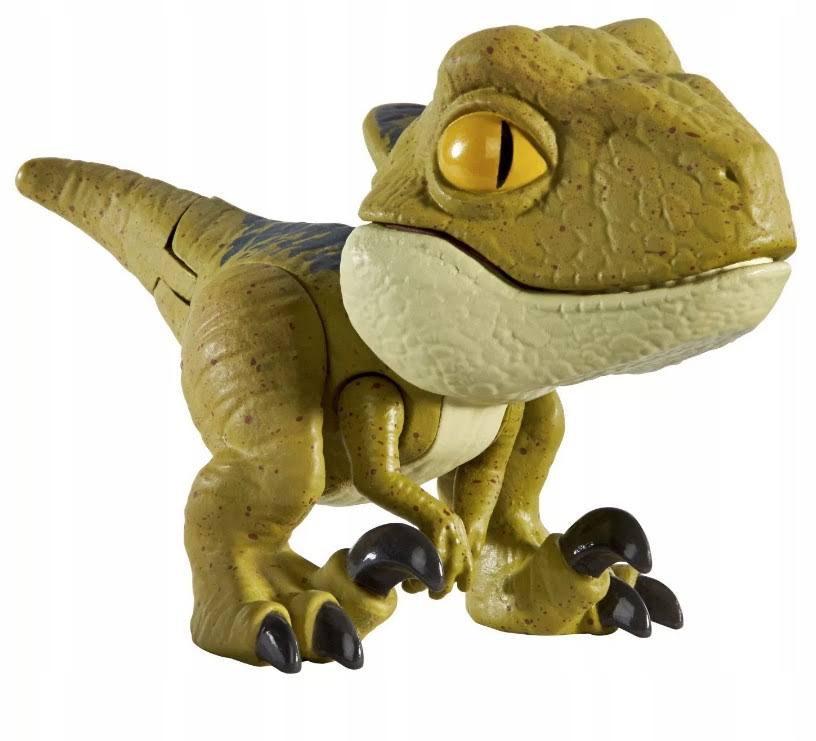 Mattel UK Ltd (GBP Landed) Jurassic World Snap Squad Assortment