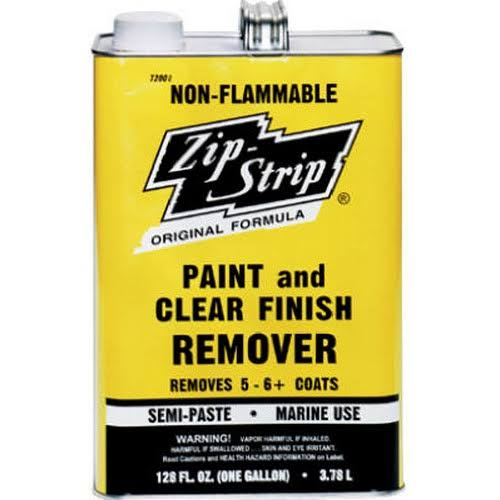 Star Bronze Zip Strip Paint Remover - 1 Gallon
