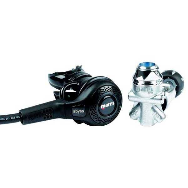 Mares 416171INT Abyss 22 Navy II Diving Regulator Stage Cold Water Kit