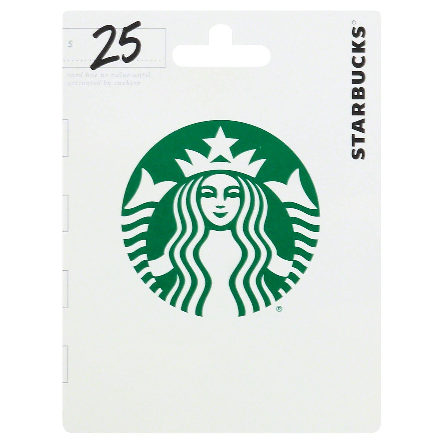 Starbucks Gift Card,