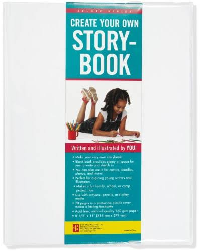 Create Your Own Storybook - Inc Peter Pauper Press