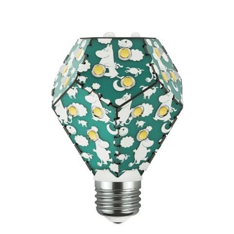Nanoleaf NL03-1200ME120E26 Bloom Moomin 10W LED Light Bulb