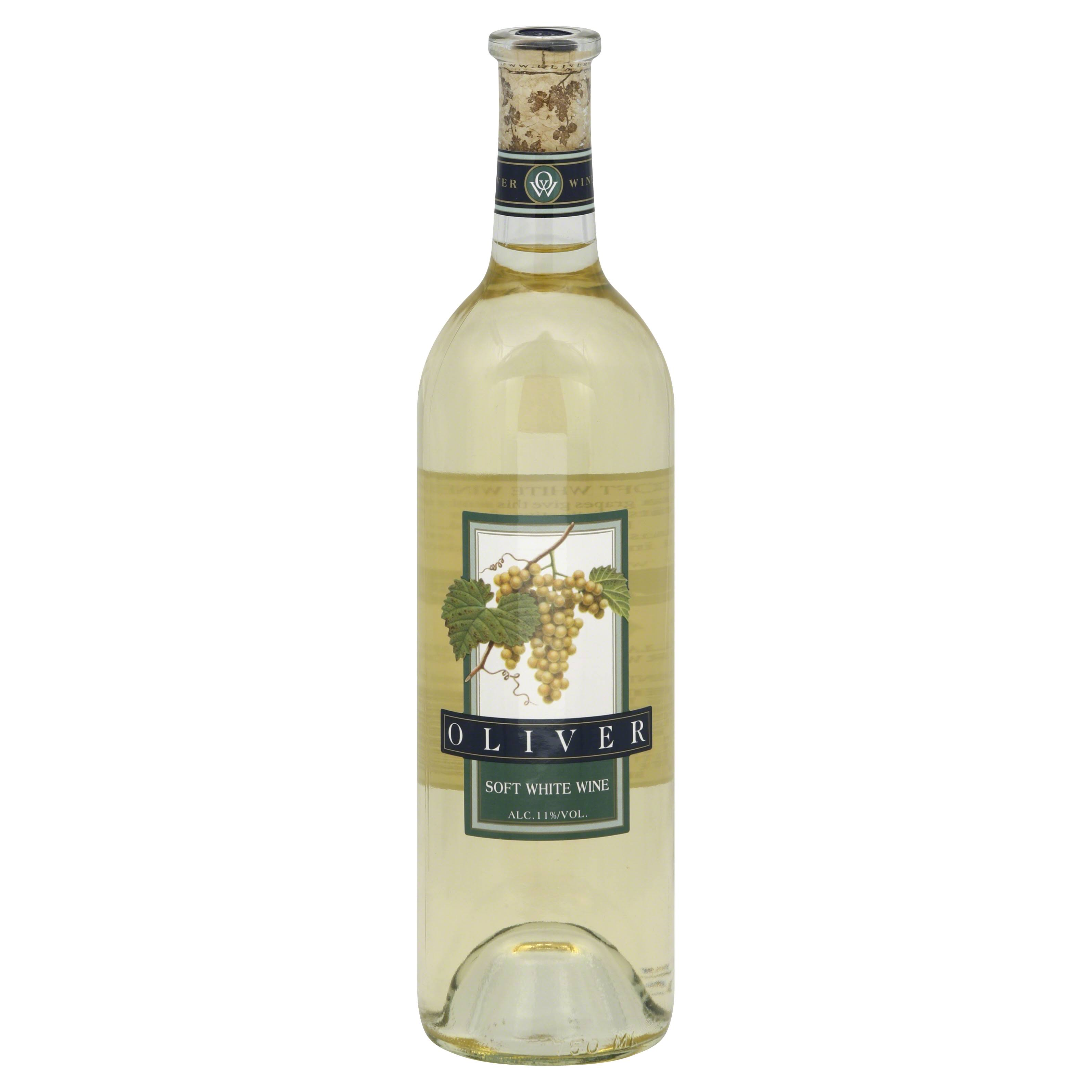 Oliver Soft White Wine