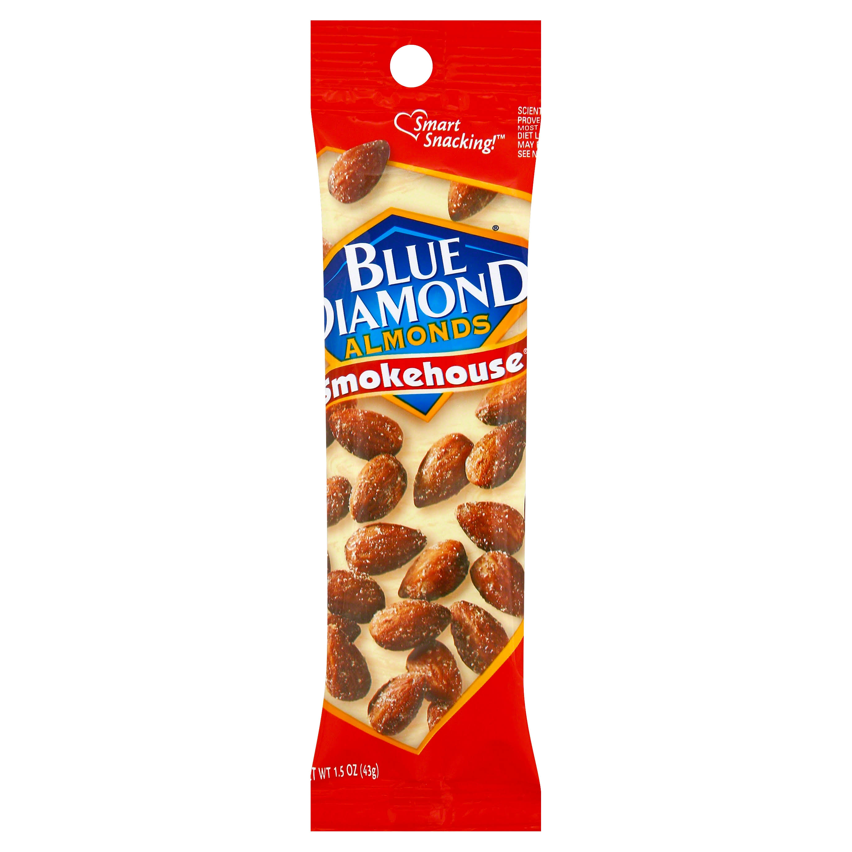 Blue Diamond Almonds - Smokehouse, 1.5oz