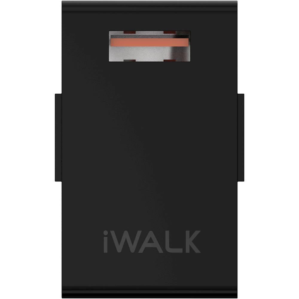 Iwalk ADL005Q-001A Quick Charge 3.0 USB Home Charger (Black)