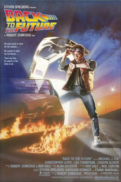 Back to the Future-Back to the Future